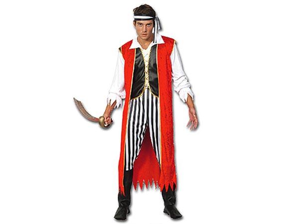 Disfraz de pirata y trajes de pirata mujer y hombre