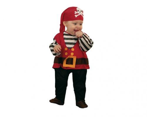 Disfraces de pirata disfraces de payaso y pirata - Disfraces para bebes de un ano ...